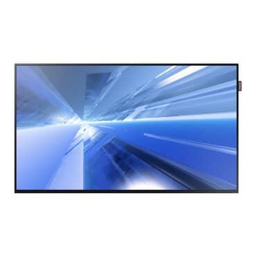 "Monitor DC48E Profissional Samsung LED 48"" polegadas LH48DCEPLGV/ZD, brilho 350-nit, uso 16 horas / 7 dias, 6 ms, borda 9,5 x 15,Reprodução interna ou via USB, 1920*1080 Full HD, D-SUB, DVI-D, HDMI1, HDMI2, Stereo Mini Jack, RGB/DVI/HDMI/CVBS, USB 2.0"