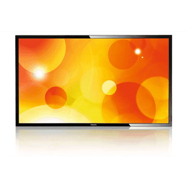 """Monitor Profissional Philips Digital Signage BDL4330QL LED Full HD 43"""" polegadas, Bordas 11,9x14,9mm, Brilho 350cd/m², Contraste 3000:1, Resposta 6,5 ms, 178 graus, Player 4C, Áudio, DVI, HDMI, RCA, VGA, RJ45, RS232C, RJ45, USB, VESA, Garantia 3 anos"""
