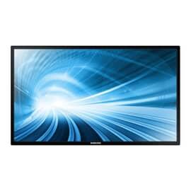 "Samsung DB32D Monitor Profissional lfd 32"" polegadas, sinalização digital, full hd 1920x1080 DVI-D 1x, HDMI 1xm, RGB In Analog D-SUB, Audio In / Out Stereo mini Jack, Borda (em cima, lado, em baixo 15 mm), Player interno, brilho 350-nit, LH32DBEPLGV/ZD"