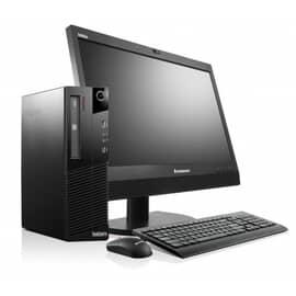 Lenovo computador ThinkCentre desktop M93P SFF processador i5-4590 3,30 GHz 4ªa geração memória 8GB disco rígido 500GB Windows 8.1 PRO downgrade windows 7 PR O garantia 3 ANOS on site 10A9004HBP