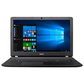 """Notebook Acer ES1-572-36XW processador Intel Core i3 memória 4GB disco 1TB Tela LED 15,6"""" Windows 10 - Preto"""