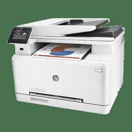 Multifuncional HP ColorLaserJet Pro200 M277dw, Copiadora,Fax,Impressora,Scanner , JET INTELLIGENCE,B3Q11A,ciclo mensal 30000 pág,Gigabit Ethernet, p & b até 19 ppm, cor até 19 ppm,Scanner 1200 dpi,duplex, Tela de toque,Apple AirPrint,hp ePrint,Admite mult