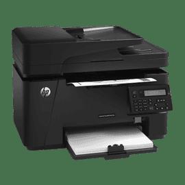 MULTIFUNCIONAL HP LASERJET MONO M127FN MFP,Imprimir, copiar, digitalizar, fax, Ciclo mensal 8000 pág,MonitorLCD,HP ePrint,Fast Ethernet,USB 2.0, mono Até 21 ppm,CZ181A, impressão max 600 x 600 dpi