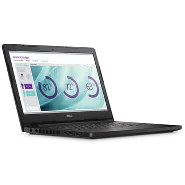 Notebook Dell Latitude E3470 () Intel Core i5 2.3/2.8GHz, 4GB, 500GB, CardRedader, Vídeo Intel HD, Tela LED HD 14, Webcam, WiFi N, Bluetooth 4.0, USB 2.0/3.0, HDMI, VGA, Windows Pro, Garantia 1 ano on-site 210-AGWE-DC041