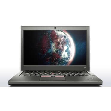 """Notebook Lenovo ThinkPad X250 processador Intel Core i5 Dual-core 2,30 GHz 5ª geração , disco hd 500GB + 16GB SSD memória 4GB tela de 12.5"""" placa video HD Graphics 5500 Gigabit Ethernet 2x usb Windows 8.1 Pro, máx duração bateria 10 horas 20CL005MBR"""