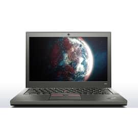 "Notebook LENOVO THINKPAD X250 processador I7-5600U 2,60 GHz Dual-core 5ª ger disco hd 500 GB + ssd 16 gb memória 4GB ram DDR3L TELA 12,5"", HD Graphics 5500, Gigabit Ethernet, 2X USB, máx. bateria 10 horas WINDOWS 8.1 PRO downgrade 7 3 ANo 20CL006XBR"
