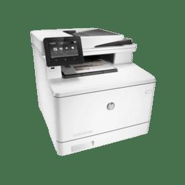 MULTIFUNCIONAL HP COLOR LASERJET M477FDW CF379A,Impressão,cópia, digital, fax, email, p & B E colorida Até 28 ppm,ciclo mensal 50.000, gigabit Ethernet,HP ePrint, Apple AirPrint™, Wireless Direct Printing,Google Cloud Print 2.0,duplex ImageREt