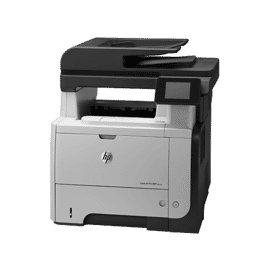 Multifuncional HP LaserJet Pro MFP M521dn, 42 ppm,P&B,Imprimir, copiar, digitalizar, fax,A8P79A,ePrint, Apple AirPrint,USB 2.0,Ethernet Gigabit,Tela toque,Duplex,multitarefa, ciclo mensal 75000
