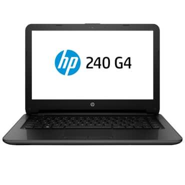 "Notebook HP 240 G4 I3-5005U Windows 10 Professional memória 4GB disco de 500GB DVD tela 14"" P7Q27LT"