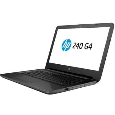 """NOTEBOOK HP 240 G4 I3-5005U Windows 10 SL memória 4GB disco de 500GB BT DVD tela 14"""" 1B P7Q07LT"""