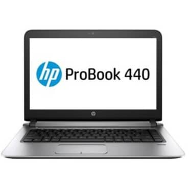 NOTEBOOK HP PROBOOK 440 processador Geração 3 I5 6200U memória ram 4GB disco hd 500GB Windows 10 PRO tela 14 polegadas- T4N02LT
